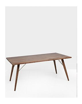 Acacia Wood Irang Dining Table