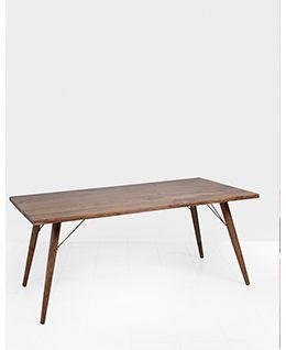 Acacia Wood Irang Dining Table