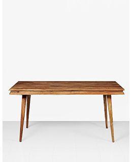 Acacia Wood Equo Table